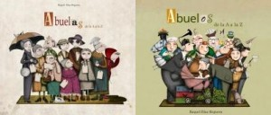 Abuelos y Abuelas de la A a la Z