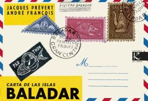 Carta de las islas Baladar (Jacques Prévert)