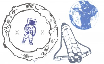 movil astronauta