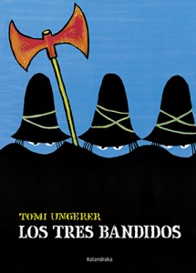 64924 LOS TRES BANDIDOS Portada